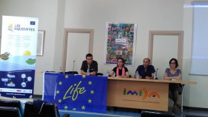 Jornada 1 Proyecto Life Aquemfree